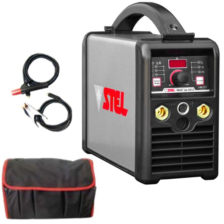 KIT MAX dp 201C  SALDATRICE AD INVERTER STEL KIT MAX dp 201C