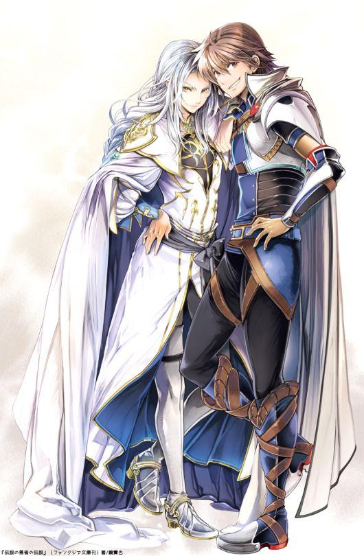 Legend of the legendary hero on pinterest light novel legends and