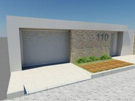 M s de 25 ideas incre bles sobre fachada de muro - Muro exterior casa ...
