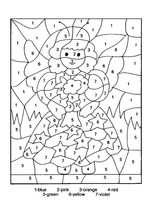 Grade Math Coloring Worksheets First Pages St E On Addition A Grade Math Coloring Worksheets Su Color By Number Printable Coloring Books Coloring Book Download