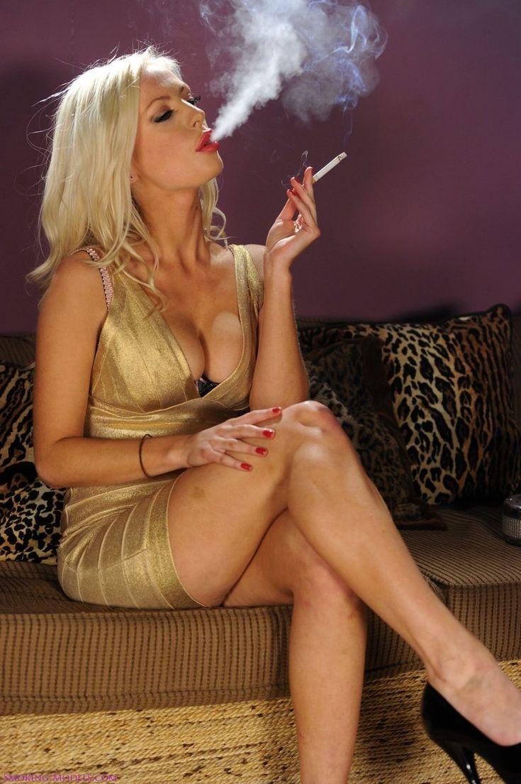 Mature Smoking Fetish