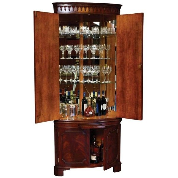 Best 25 locking liquor cabinet ideas on pinterest for Corner bar cabinet ikea