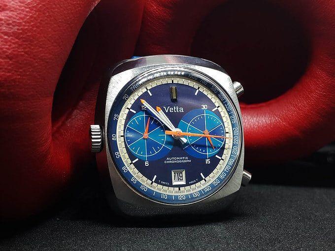 FS: Vetta cal.12 Chronomatic  chronograph