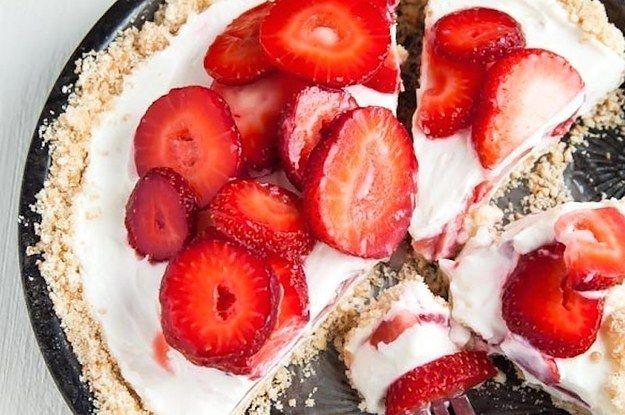 17 Fun and easy no-bake pies !