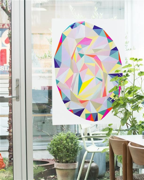 IKEA ART EVENT 2015 poster CHF 9.95 Motif created by Nuria Mora. Double-sided adhesive tape for mounting the picture to the wall is included. Paper. W70×H100cm. 302.887.69