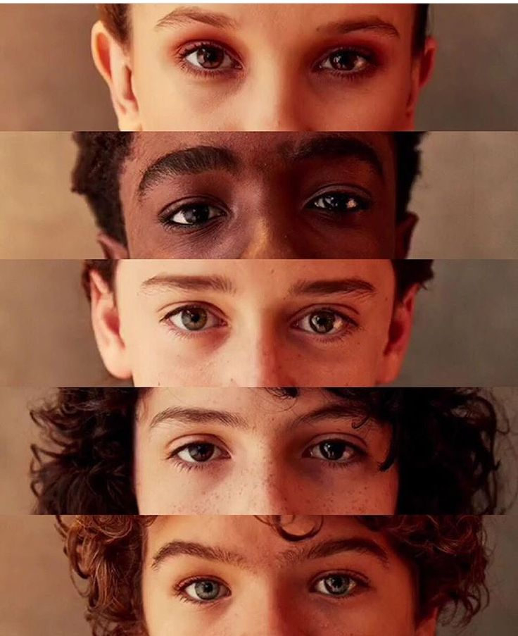Stranger Things - which eyes are your favorite?