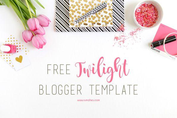 free-twilight-blogger-template
