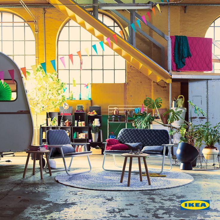 Представяме ти IKEA PS 2017 - новата колекция демократичен дизайн от ИКЕА. Тя e деветата поред IKEA PS колекция, създадена от 17 дизайнери от цял свят. IKEA PS 2017 включва в себе си 50 продукта, част от които са в ограничени количества.