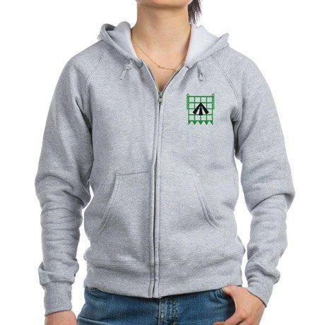 Zip Hoody on CafePress.com