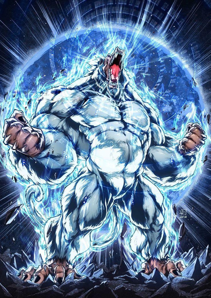 Mastered Ultra Instinct Oozaru | DB Collection | Pinterest ...