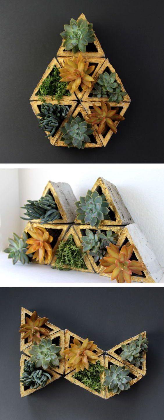 Вертикальные сады в интерьере