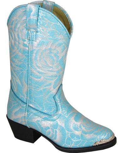 Smoky Mountain Girls' Lexie Western Boots - Round Toe  | Boot Barn