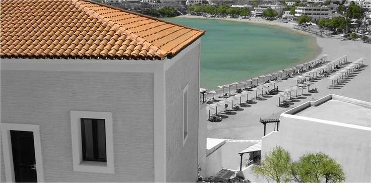 Krinos Suites Hotel at Batsi-Andros #krinossuiteshotel #krinoshotel #andros #batsi #Cyclades #Greece #visitgreece #holidays #achla #micraagglia #micraanglia