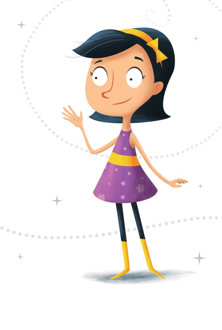 Character design for a children's book