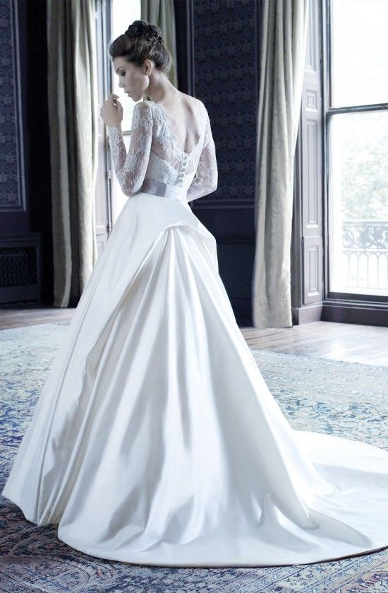 The 117 best Weddng Dresses A Line images on Pinterest | Short ...