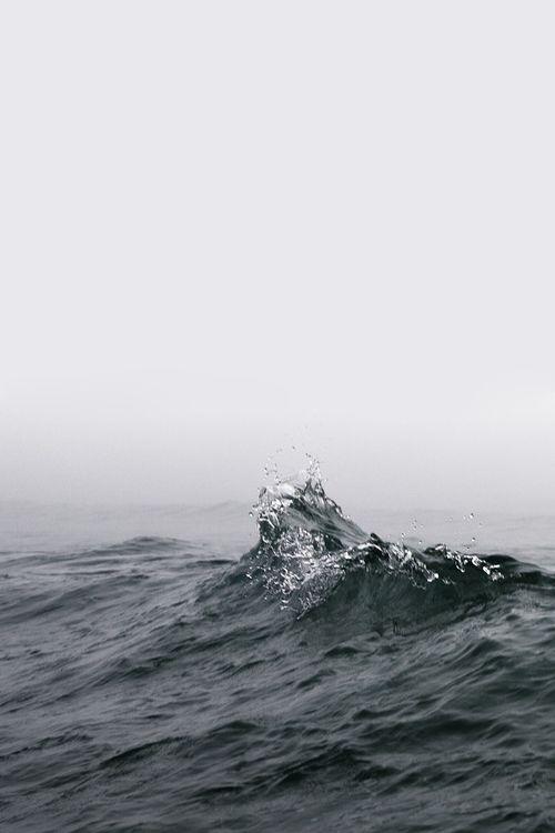 "asthmas: "" Wave © Reza Bassiri / Behance """