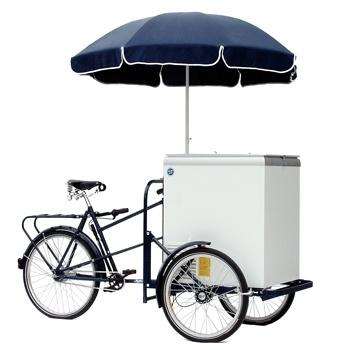 Pashley No 33 Bicycle Ice Cream Cart Bicycle