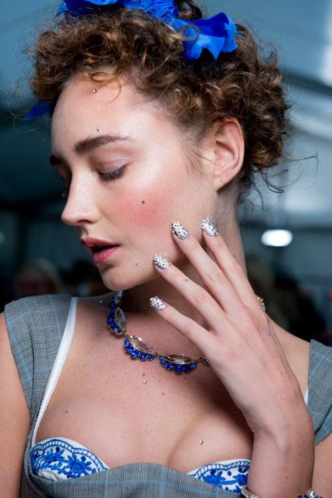 Oh! nail art, nail glitter