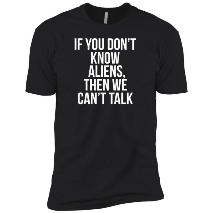 EROTEN Alien Says Hi Cotton Youth T Shirts Short Sleeve for Teenager Boys Girls