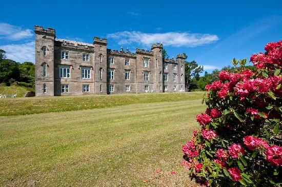 Torrisdale Castle, Argyll and Bute, Scotland