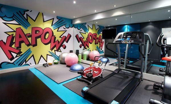 Best home gym decor ideas images on pinterest