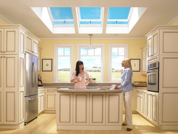 Kitchen Skylight! Just Like At My Grandmau0027s Condo! Iu0027m Sure It Will