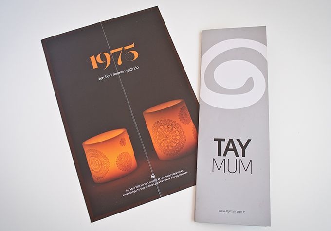 #branding #identity #graphic #design #taymum #candle #editorial #brochure #karbonltd