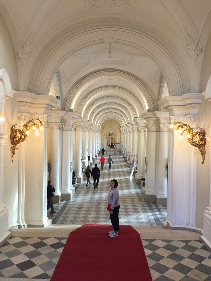 Hermitage Museum,St.Petersburg,Russia 2015