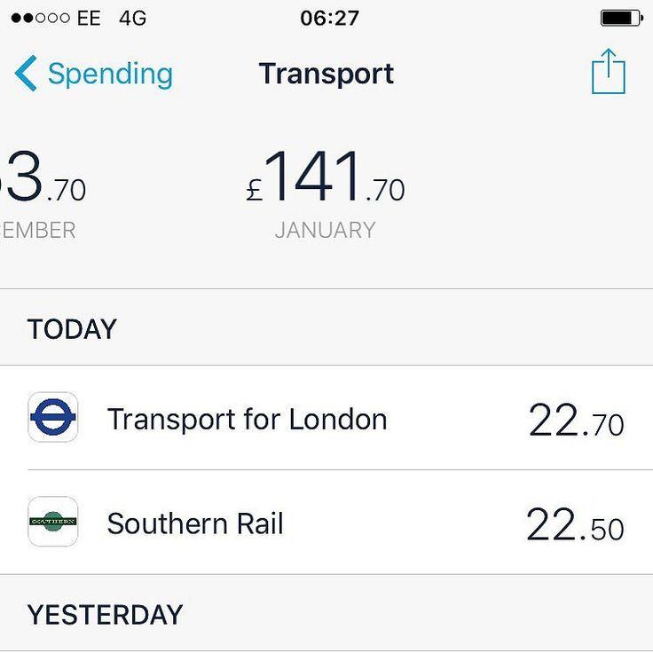 Cheers #southernrail I absolutely spending all my money on services that you don't provide  #commute #iwanttoruntowork #monzo #pfm