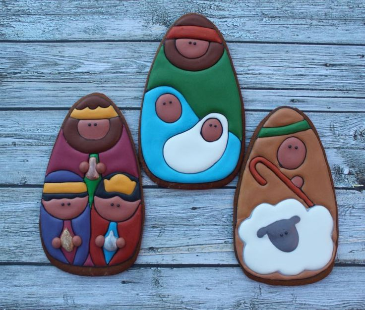 1164 best Christmas Cookies Ideas images on Pinterest | Decorated ...