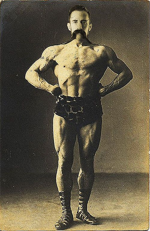 victorian strong man - Google Search