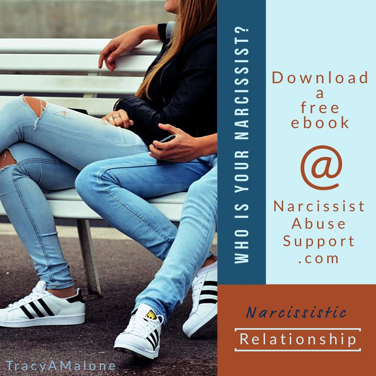 A narcissistic relationship leaves victims confused and