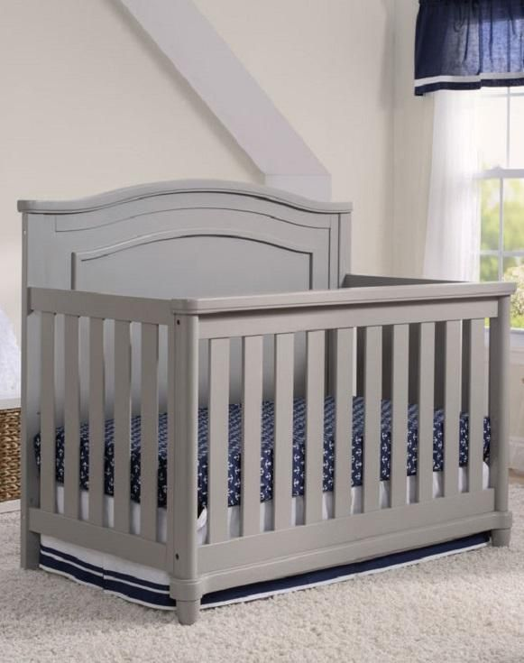 The Sophia Crib Collection From Simmons Kids Is Big On Style This Collection Includes The
