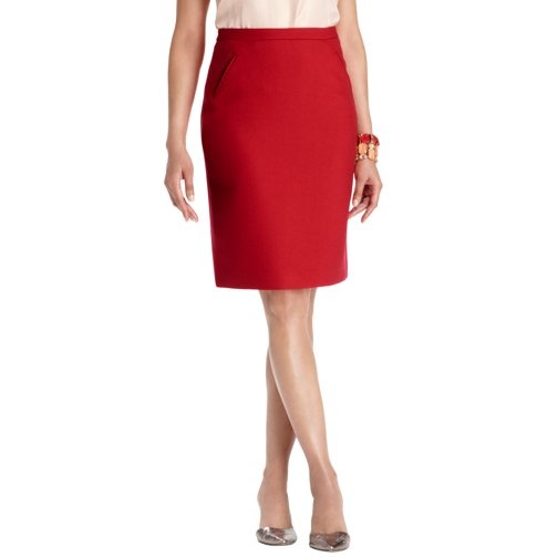 Must have stretch pencil skirt.