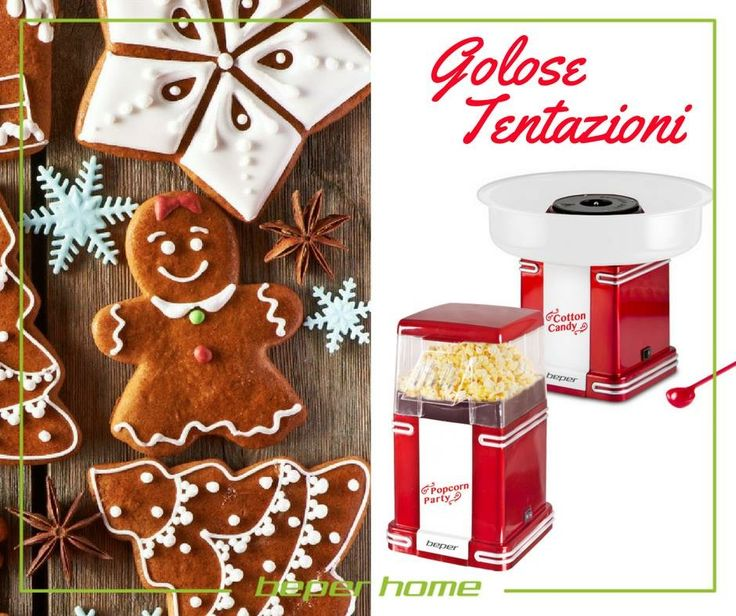 Fino al 26/12 Verona si veste di luci, suoni e colori ospitando i caratteristici mercatini di Natale. Propongono prodotti artigianali, addobbi, specialità gastronomiche e golosi dolci. Puoi trovare biscotti e cioccolato, soffice zucchero filato, ed anche qualche sfiziosità salata come le patatine fritte ed i popcorn.  Con la nostra macchina per POPCORN e quella per lo ZUCCHERO FILATO, la festa può cominciare! Visita il sito http://www.beper.com/prodotti/cucina/beper-party BEPER HOME…
