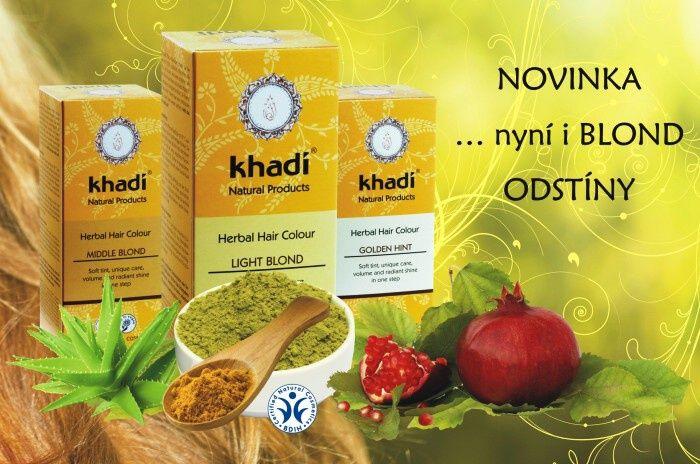 Khadi – indická značka přírodních barev na vlasy. Využijte naší dopravu zdarma při nákupu nad 890 Kč. Váháte? Přijďte se podívat do našeho showroomu v Praze, kde máme k dispozici všechny testery.
