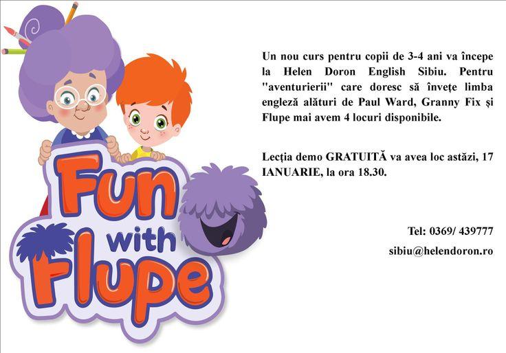 Lecție demostrantivă de #Limba #Engleză pentru micuții aventurieri care doresc să pornească la drum cu Granny Fix, Paul și Flupe!
