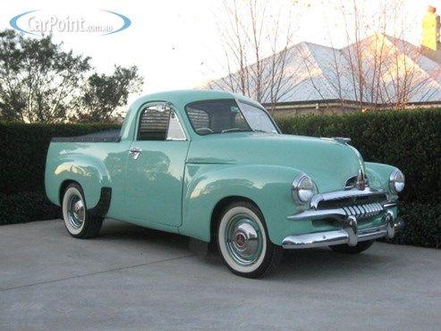 1954 Holden FJ FJ