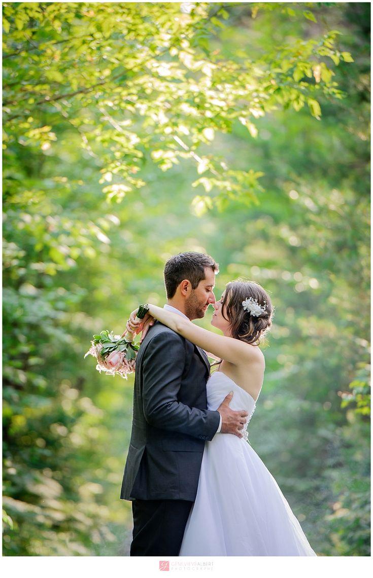 Mariage Féérique / Fairytale Wedding – Forêt Larose / Club de Golf Nation – Josee and Patrick