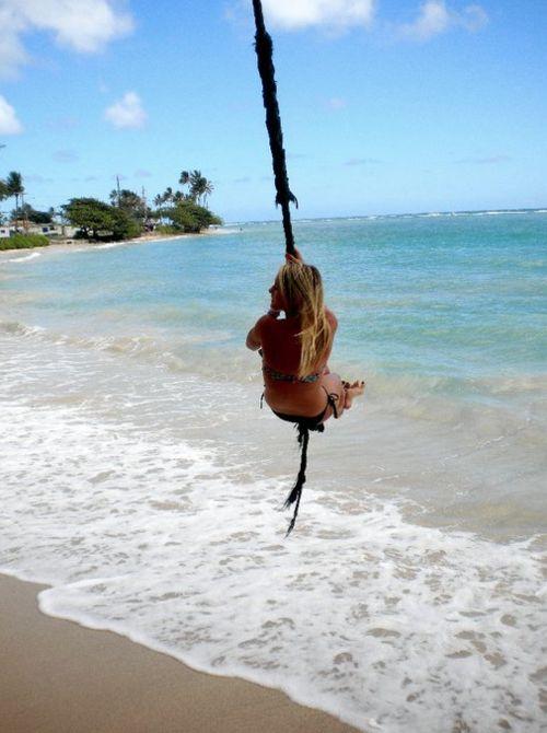 : Beaches Fun, Beaches Life, The Ocean, Ropes Swings, Summer Lovin, Summer Girls, Summer Fun, Summertime, Summer Time