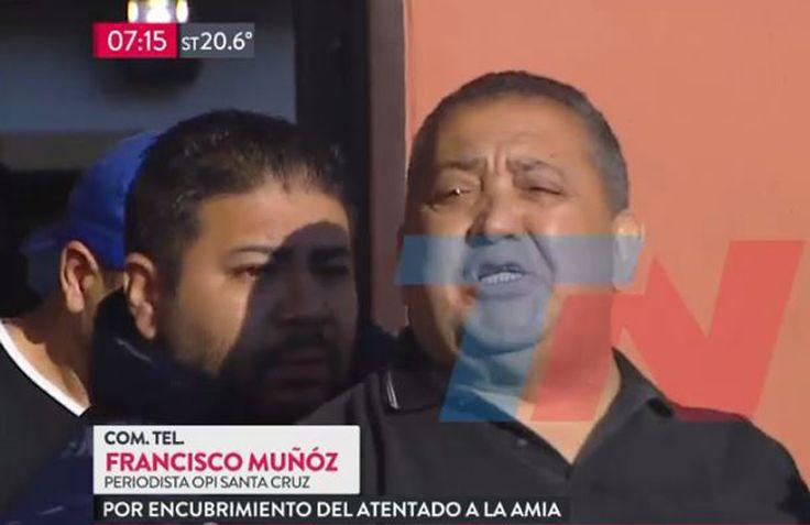El juez federal Claudio Bonadio ordenó hoy la detención tanto de Carlos Zannini como la de Luis D'Elía. También pediría el desafuero a Cristina Kirchner.