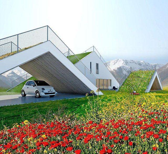 brda'12 mountain house