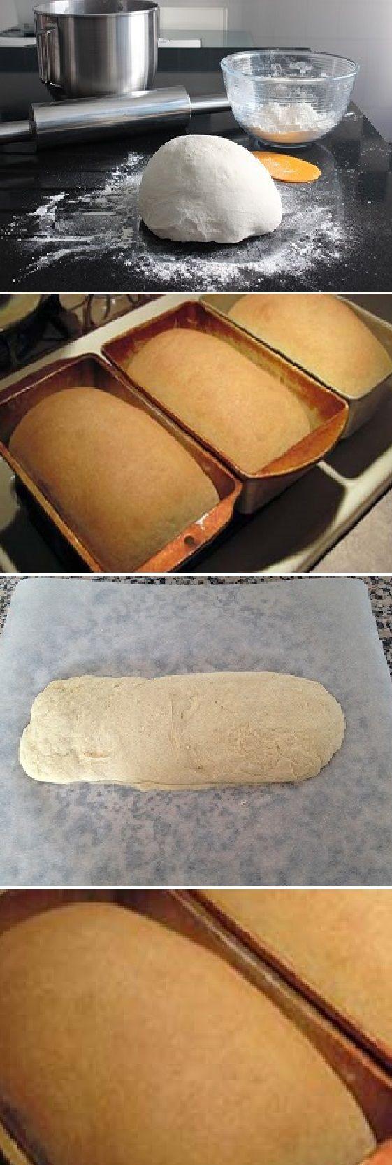 Recetas de pan casero: nunca comprarás pan otra vez.  #pan #panfrances #pantone #panes #pantone #pan #receta #recipe #casero #torta #tartas #pastel #nestlecocina #bizcocho #bizcochuelo #tasty #cocina #chocolate  Mezcla todos los ingredientes con una máquina de pan o mezclador para obtener una mezcla homogénea. En el caso de que decidas mezclarlos a mano, debe mezclar todos los ingredientes excepto l...