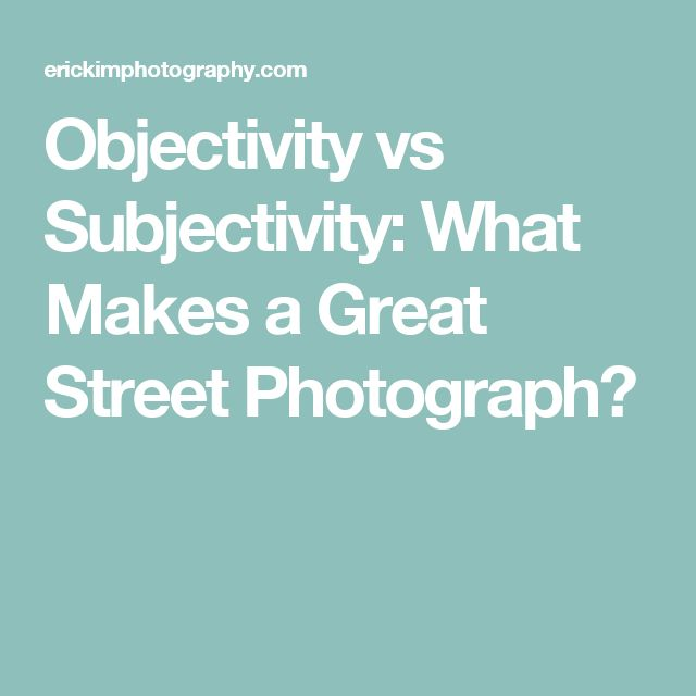 objectivity vs subjectivity Objectivity vs subjectivity unbiased, it is based or states the reality of facts everyone shares the same consensus does not require persuasive or arguments to inform or educate.