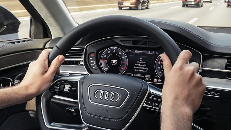 Audi's Next-Gen Leap In Self-Driving Cars: A Car That Watches You      Audi's semi-autonomous 2018 A8 can take over in a traffic jam–and represents a major paradigm shift in the evolution of self-driving cars.   http://feedproxy.google.com/~r/fastcodesign/feed/~3/U7HbGJxV8wU/audis-next-gen-leap-in-self-driving-cars-a-car-that-watches-you?utm_campaign=crowdfire&utm_content=crowdfire&utm_medium=social&utm_source=pinterest