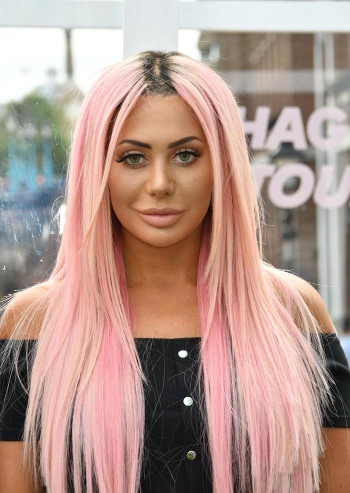 1001 Ideen Für Rosa Haare Die Besten Bilder Aus Dem Internet