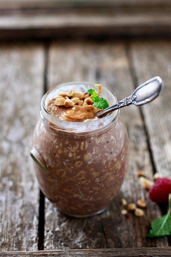 Overnight Oats Recipe Vegan