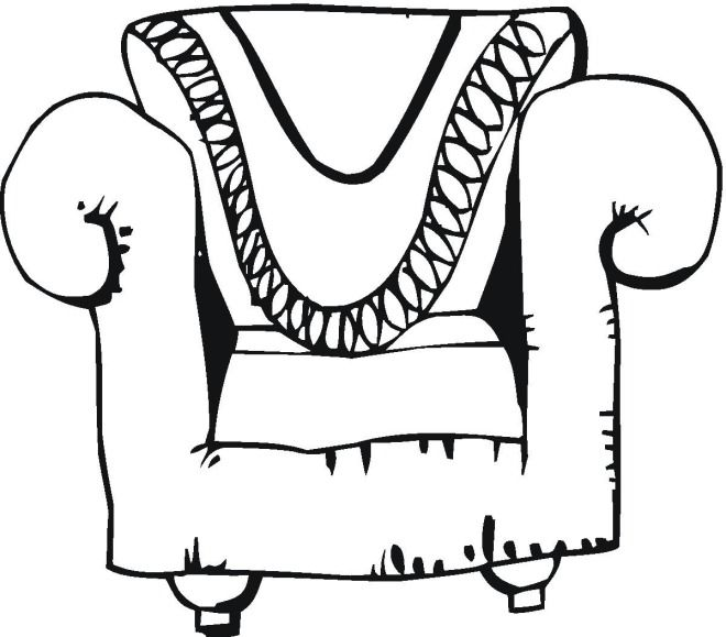 Inspiratie stoel bekleden