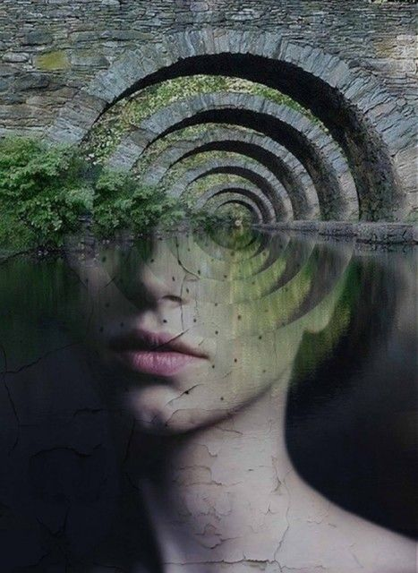 Nympha's Bridge - Antonio Mora - http://www.mylovt.com/products/nimpha-s-bridge - - http://www.mylovt.com/