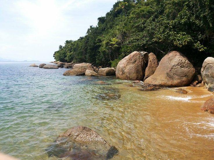 Praia do Cedro Ubatuba - SP